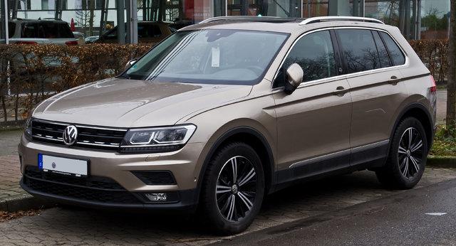VW Tiguan (AD)