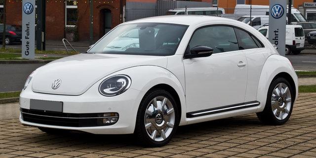 VW Beetle (5C)