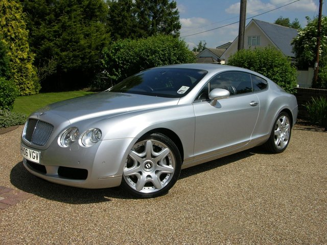 Bentley Continental GT (3W3)