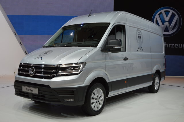 VW Crafter (SY)