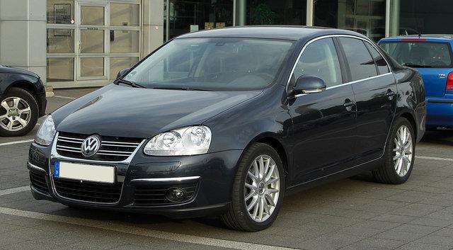 VW Jetta 5 (1K)