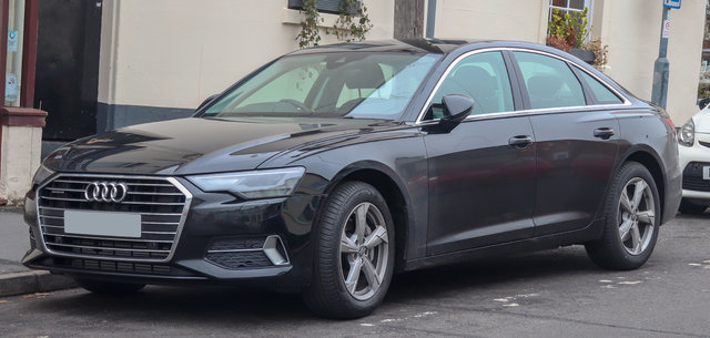 Audi A6 (4K)