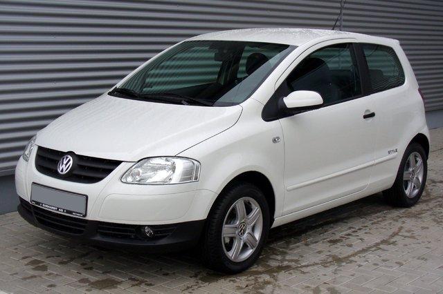 VW Fox (5Z)
