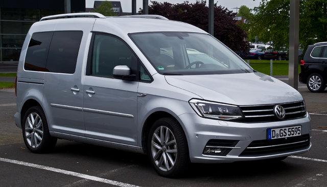 VW Caddy (SA)