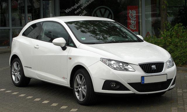 Seat Ibiza 4 (6J & 6P)