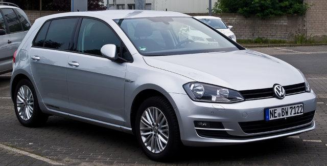 VW Golf 7 (AU)