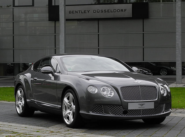 Bentley Continental GTC (3W4)