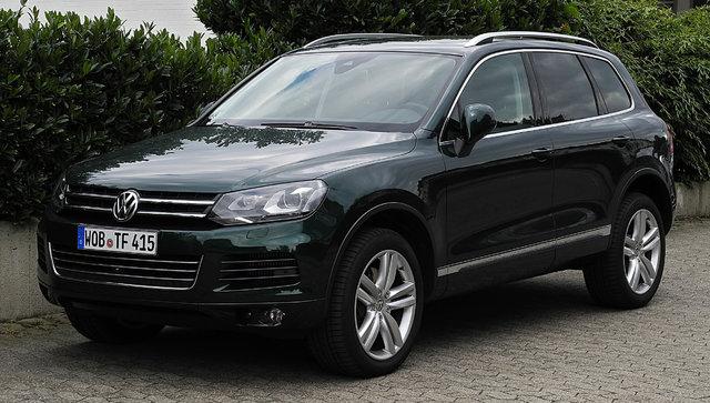 VW Touareg (7P)