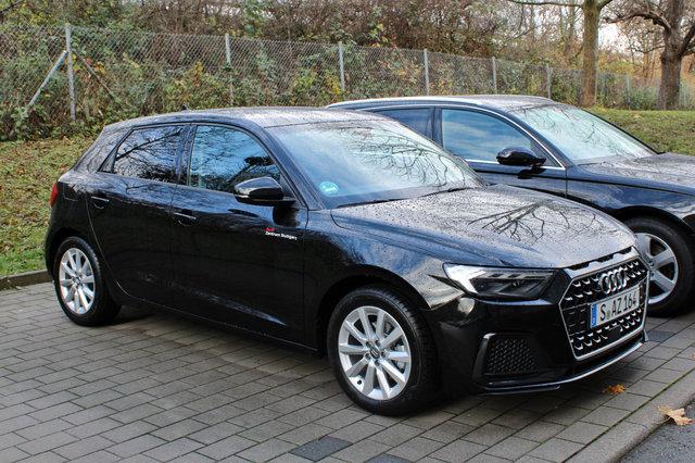 Audi A1 (GB)