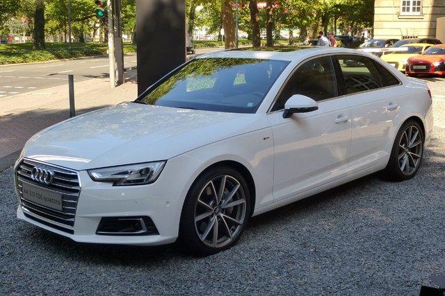 Audi A4 (8W)