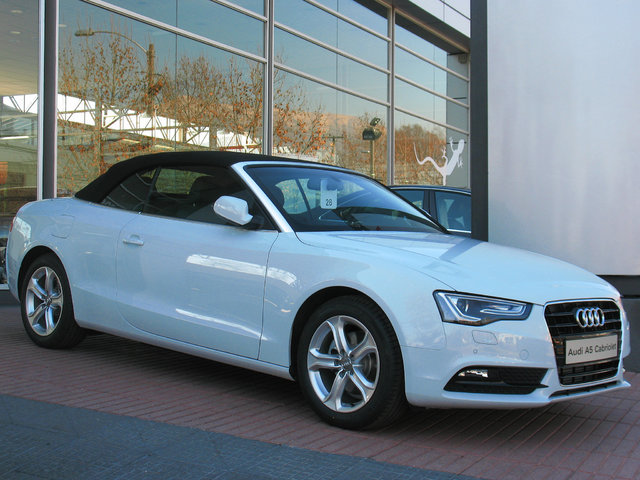 Audi A5 (8F)