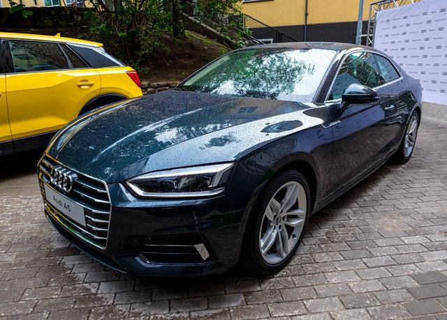 Audi A5 (F5)