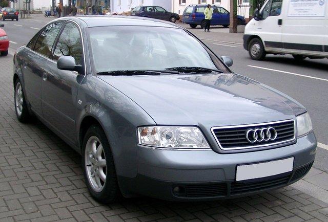 Audi A6 (4B)
