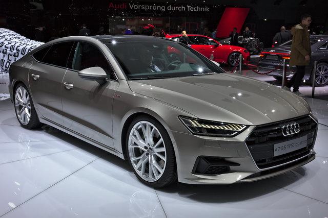 Audi A7 (4K)