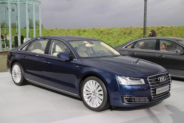 Audi A8 (4H)