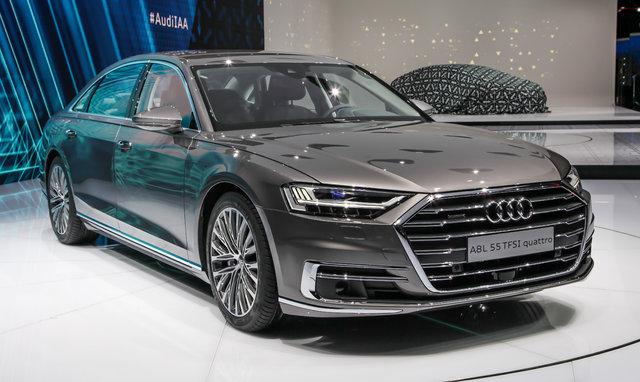 Audi A8 (4N)
