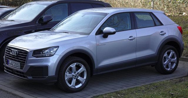 Audi Q2 (GA)