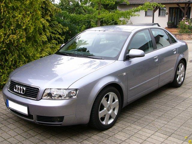 Audi A4 (8E & 8H)