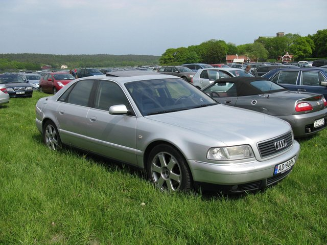 Audi A8 (4D)