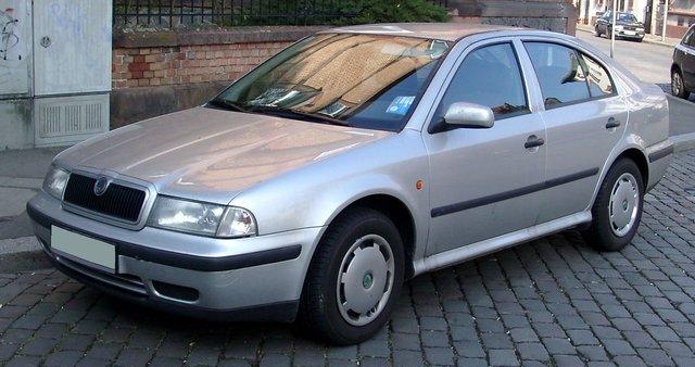 Skoda Octavia 1 (1U)
