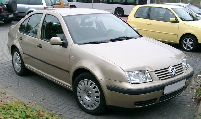 VW Bora (1J)