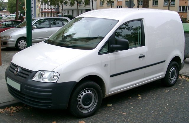 VW Caddy (2K)