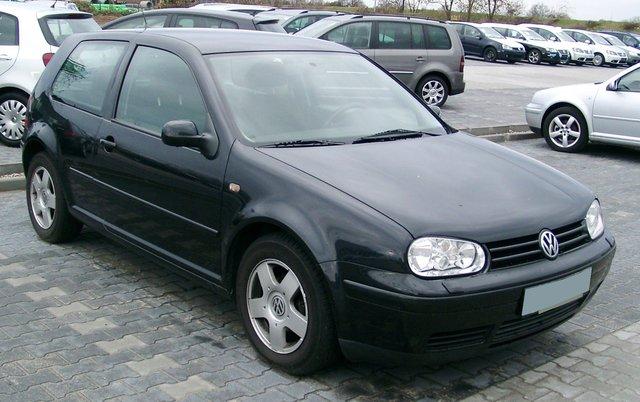 VW Golf 4 (1J)
