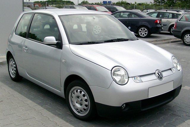 VW Lupo (6E & 6X)