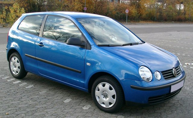 VW Polo 4 (9N)