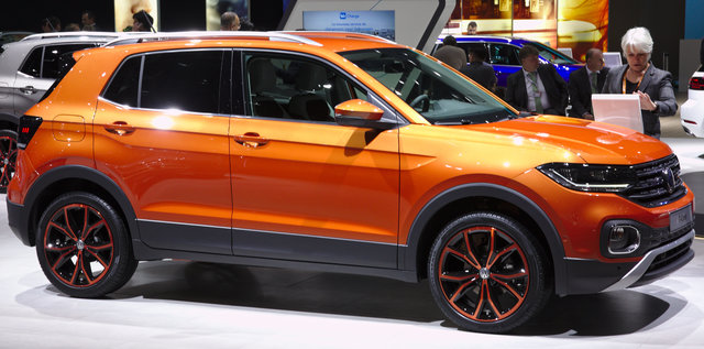 VW T-Cross (C1)