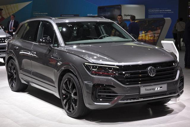 VW Touareg (CR)
