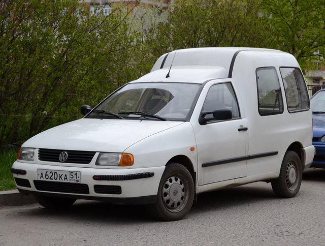 VW Caddy (9K)