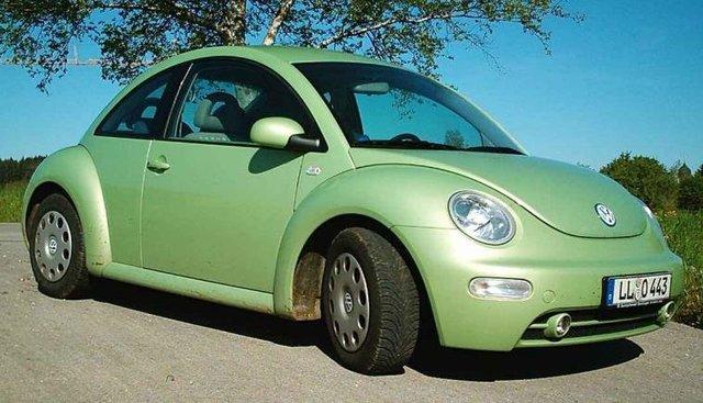 VW New Beetle (9C & 1Y)