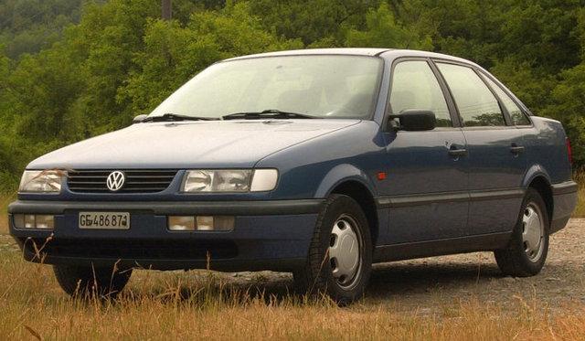 VW Passat (3A)