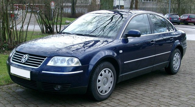 VW Passat (3B)